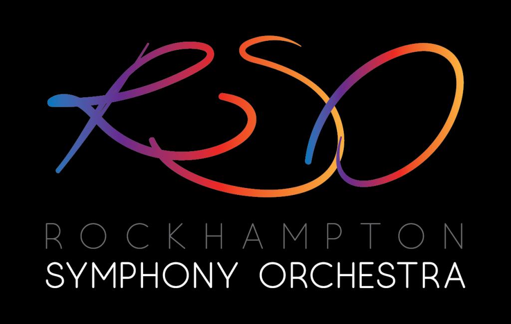 Rockhampton Symphony Orchestra Logo