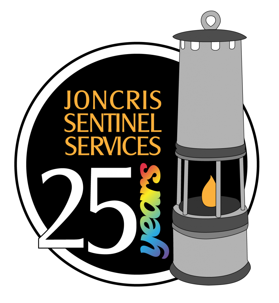 Graphic Design for Small Business Owners 25 year Anniversary Polo Shirts