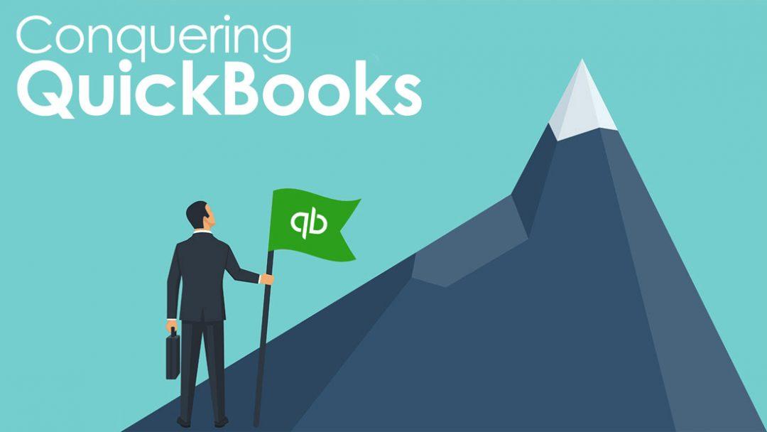 Conquering QuickBooks Online Webinar