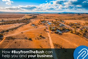 How the #BuyFromTheBush Campaign has helped Small Businesses in the Bush