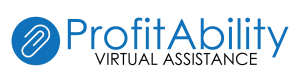 ProfitAbility Virtual Assistance Logo