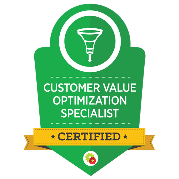 Customer Value Optimisation Specialist