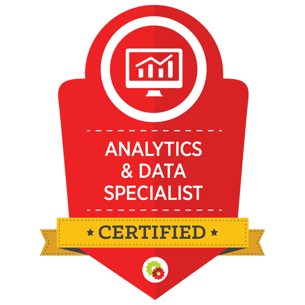Data & Analytics Mastery Badge