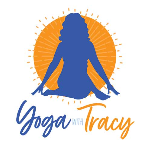 Small Business Graphic Design Services -Yoga with Tracy Logo