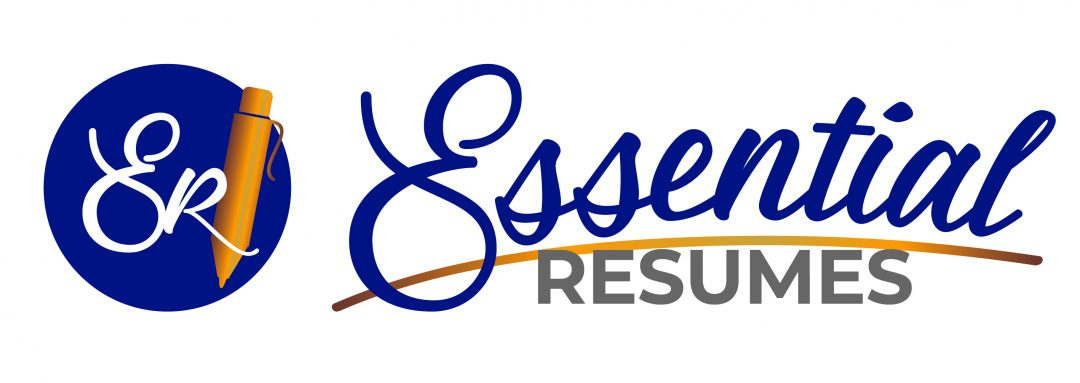 Small Business Graphic Design Services - Essential Resumes Logo designed by ProfitAbility Virtual Assistance